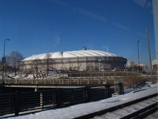Metrodome_from_lightrail_6